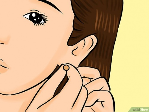 Reopen A Partially Closed Ear Piercing Hole Kipkis
