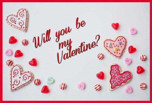 A what to valentine in write Valentine Messages: